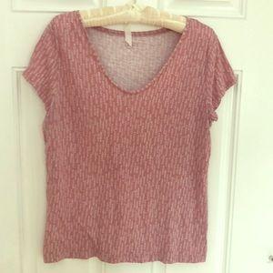 Ann Taylor floral tee shirt